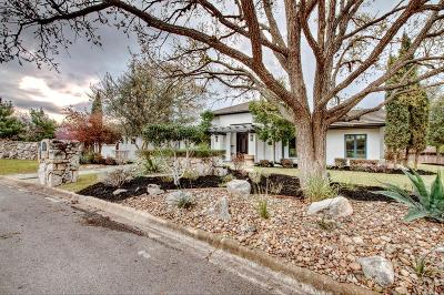 Kerrville Single Family Home For Sale: 101 Fairview Dr