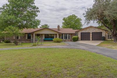Single Family Home For Sale: 260 Deer Park Lane
