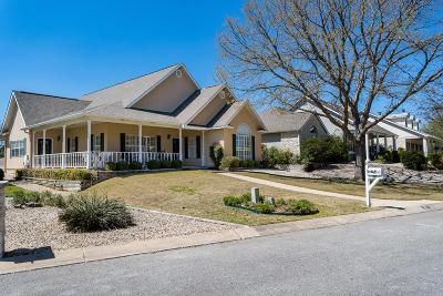 Kerrville Single Family Home For Sale: 217 Canyon Creek Lane