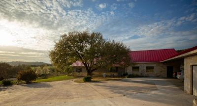 Kerrville Single Family Home For Sale: 4670 Goat Creek Rd