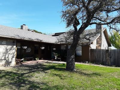 Kerrville Single Family Home For Sale: 2420 Birkdale Lane