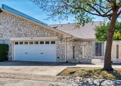 Kerrville Single Family Home For Sale: 1803 Woodstone Dr