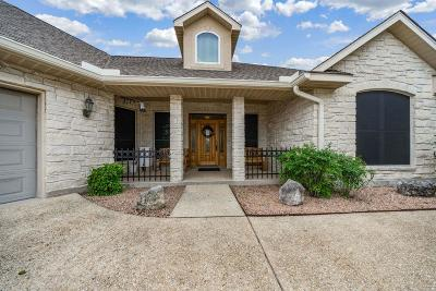 Kerrville Single Family Home For Sale: 2070 Summit Crest Dr