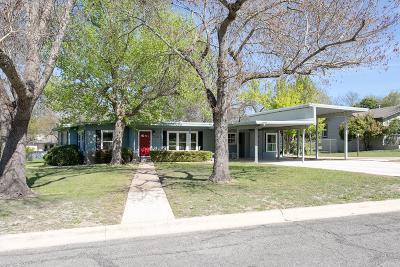 Kerrville Single Family Home For Sale: 424 East Lane