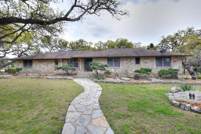 Kerrville Single Family Home For Sale: 590 Blue Sage Loop