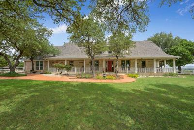 Kerrville Single Family Home For Sale: 1275 Pass Creek Rd