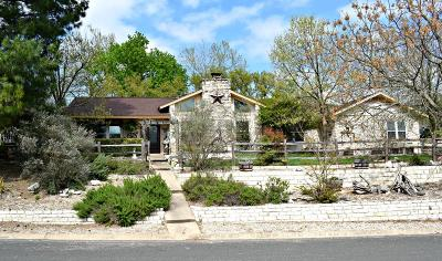 Kerrville Single Family Home For Sale: 802 Alamo Dr