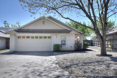 Kerrville Single Family Home For Sale: 2516 Boyington Lane