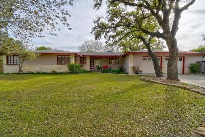 Kerrville Single Family Home For Sale: 1103 Main St