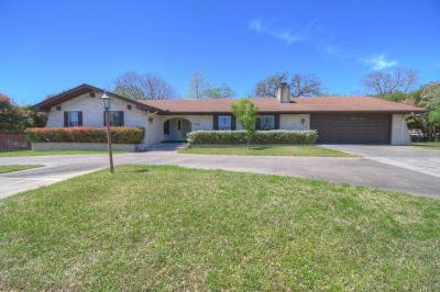 Kerrville Single Family Home For Sale: 310 Fairview Dr