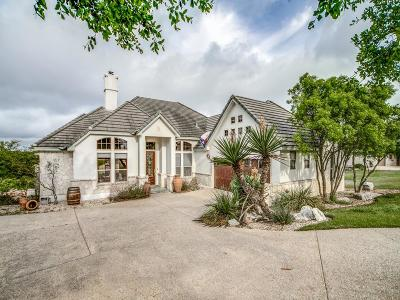 Boerne Single Family Home For Sale: 402 Paradise Point