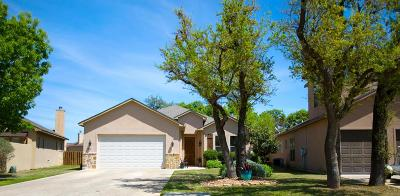 Kerrville Single Family Home For Sale: 2793 Indian Wells Dr