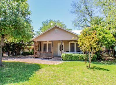 Kerrville Single Family Home For Sale: 1209 Park St