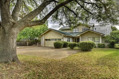 Kerrville Single Family Home For Sale: 609 Rock Creek Loop