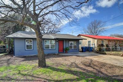 Kerrville Single Family Home For Sale: 413 Charles St