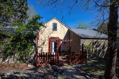 Kerrville Single Family Home For Sale: 180 Gay Dr