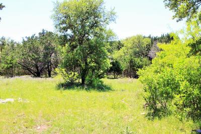 Kerrville Residential Lots & Land For Sale: Meeker Rd