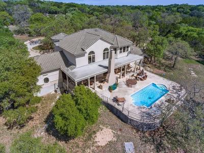 Kerrville Single Family Home For Sale: Lake Ridge