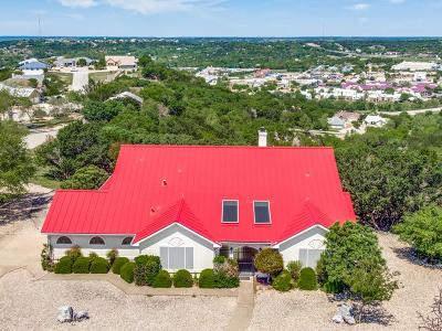 Kerrville Single Family Home For Sale: 1808 Summit Ridge Dr