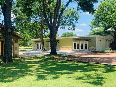 Commercial For Sale: 1302 Llano
