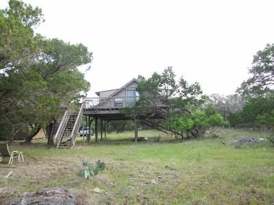 Kerrville Single Family Home For Sale: 165 Canyon View