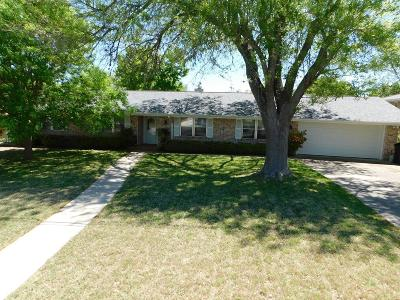 Kerrville Single Family Home For Sale: 211 Skyview Dr