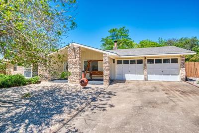 Kerrville Single Family Home For Sale: 117 Oak Ridge Dr