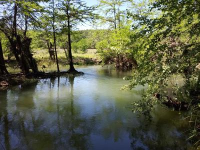 Kerrville Residential Lots & Land For Sale: 00 Rowland