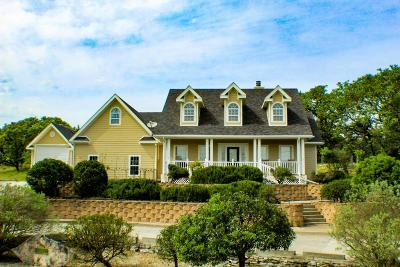 Kerrville Single Family Home For Sale: 155 Victoria Dr