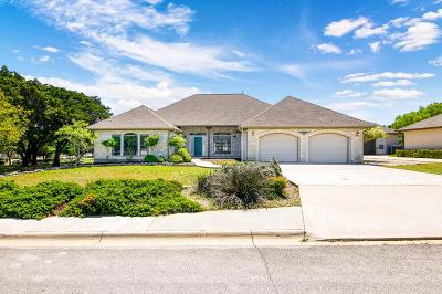 Kerrville Single Family Home For Sale: 1925 Summit Top Dr