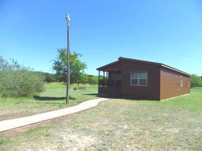 Medina Single Family Home For Sale: 1024 Medina Bend