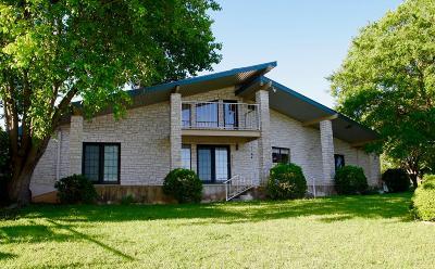 Kerrville Rental For Rent: 2212 Rock Creek Dr
