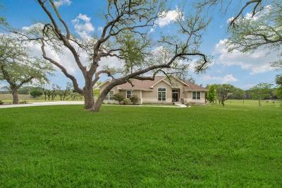 Kerrville Single Family Home For Sale: 170 Roadrunner
