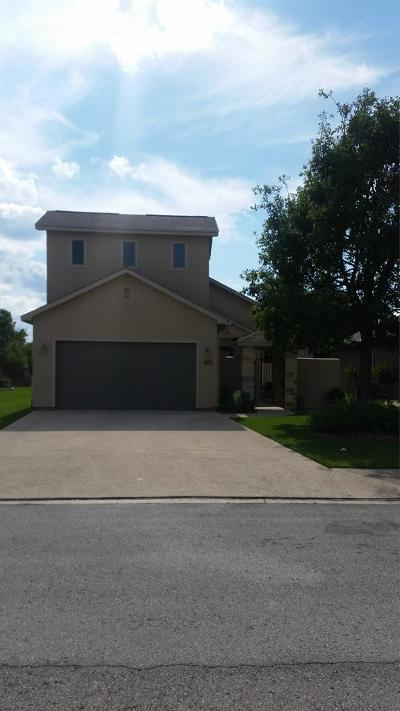 Kerrville Single Family Home For Sale: 2788 Indian Wells Dr