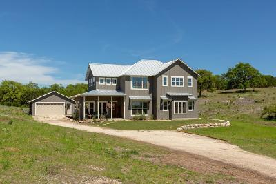 Kerrville Single Family Home For Sale: 790 Indian Creek Loop