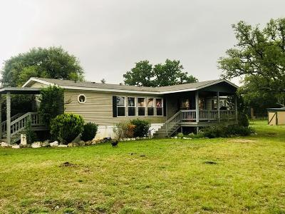 Harper Single Family Home For Sale: 153 Antler Spur