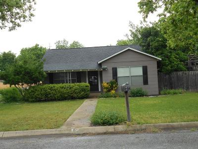 Kerrville Single Family Home For Sale: 518 Josephine St