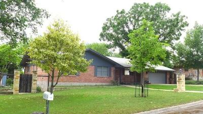 Kerrville Single Family Home For Sale: 202 Sherwood Lane