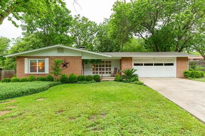 Kerrville Single Family Home For Sale: 540 Cardinal Dr
