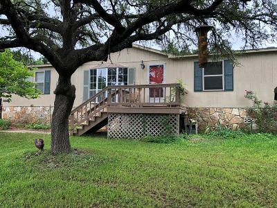 Kerrville Single Family Home For Sale: 219 Woodcreek Dr
