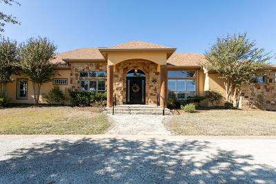 Kerrville Single Family Home For Sale: 280 Bluebird Ln