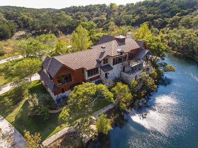 Kerrville Single Family Home For Sale: 161 Pvt Road 1143