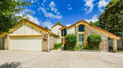Kerrville Single Family Home For Sale: 346 Englewood Dr