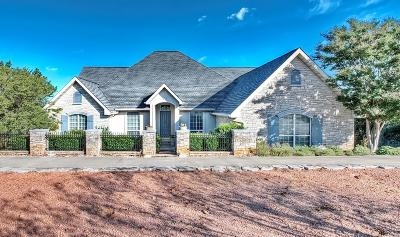 Kerrville Single Family Home For Sale: 1910 Saddlewood Blvd