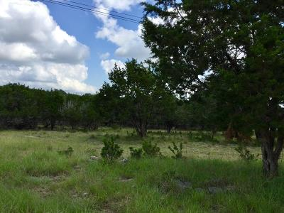 Gillespie County, Kerr County, Kimble County, Bandera County, Real County, Edwards County, Mason County, Uvalde County, Medina County, Kendall County Residential Lots & Land For Sale: Rhum Rd