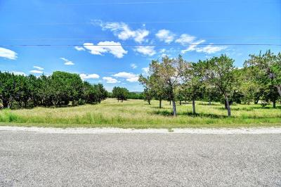 Gillespie County, Kerr County, Kimble County, Bandera County, Real County, Edwards County, Mason County, Uvalde County, Medina County, Kendall County Residential Lots & Land For Sale: 153 Wildflower Lane