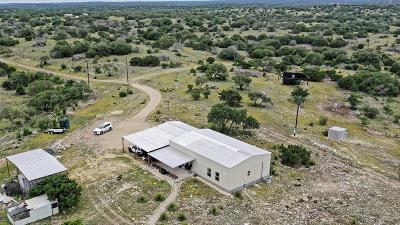 Gillespie County, Kerr County, Kimble County, Bandera County, Real County, Edwards County, Mason County, Uvalde County, Medina County, Kendall County Farm For Sale: 2660 SD 51140