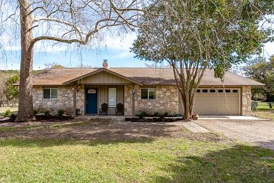 Kerrville Single Family Home For Sale: 1522 Nixon Lane