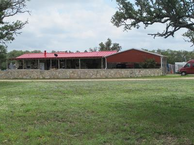 Mountain Home Single Family Home For Sale: 1031 FM 479