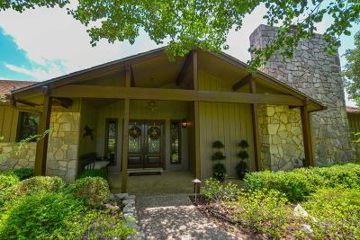 Kerrville Single Family Home For Sale: 195 Cedar Ridge